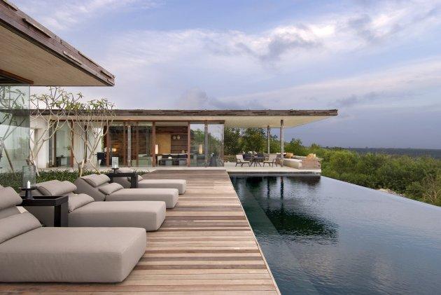 HOTELES DE LUJO ECOLÓGICOS: Alila Villas Uluwatu. Bali. Indonesia